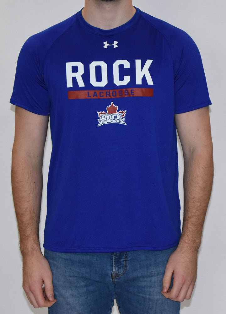 Under Armour Locker Room Tee - Blue