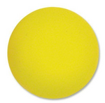 WARRIOR (CLA APPROVED) LACROSSE BALLS -YELLOW