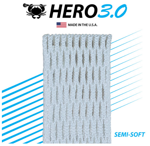 ECD HERO 3.0 SEMI-SOFTMESH