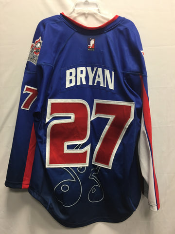 2016 Throwback Thursday Alumni Jersey - Glen Bryan