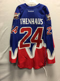 2013 Blue Game Worn Jersey - Brenden Thenhaus