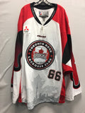 2016 Canadian Themed Game Worn Jersey - Nick Rose