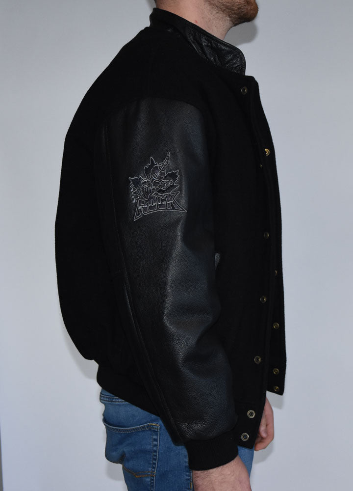 Toronto Rock Leather Jacket