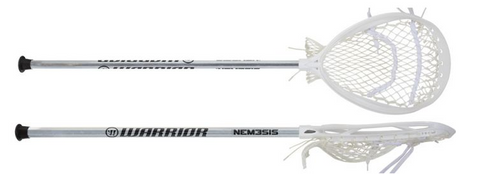 WARRIOR MINI NEMESIS GOALIE STICK