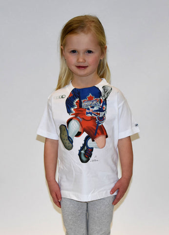 Toddler Player Tee