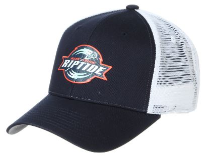 NEW YORK RIPTIDE CUSTOM BIG RIG SNAP BACK (AVAILABLE IN STORE)