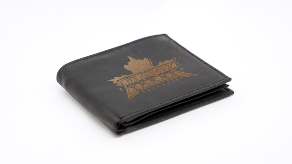 Rock engraved Wallet