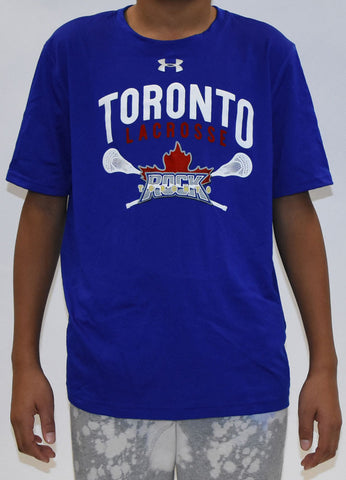 Youth Under Armour T-shirt - Blue