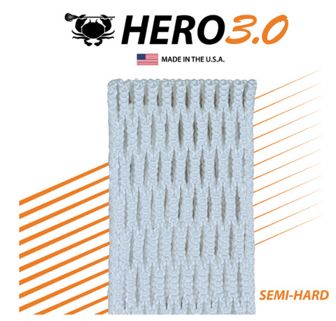 ECD HERO 3.0 SEMI-HARD MESH