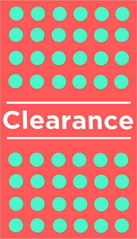 Clearance Pins and Charms