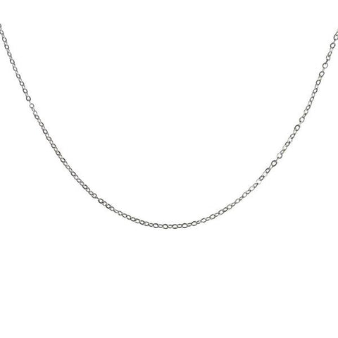 Cable Chain Necklace, 36""
