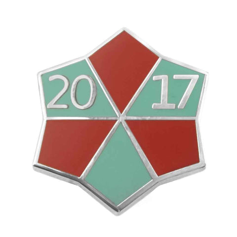 2017 Limited Edition Pin