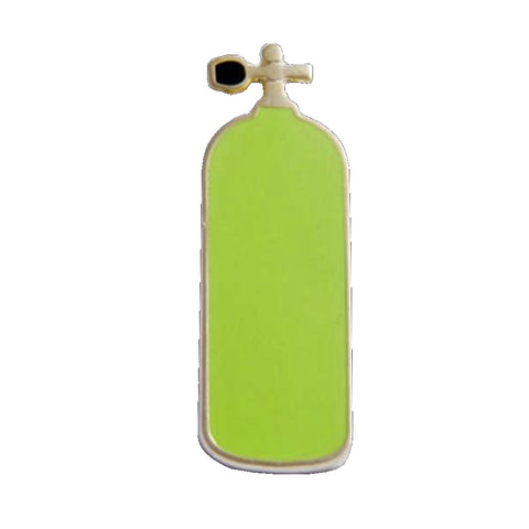 Air Tank Pin, Green