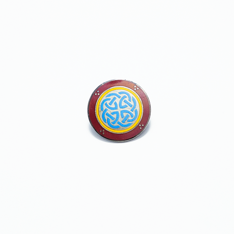 Celtic Circle Pin