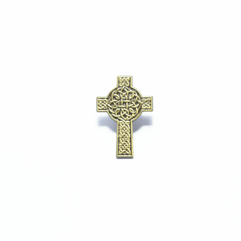 Celtic Cross Pin