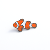 Clown Fish Pin