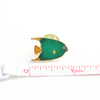 Queen Angelfish Pin