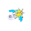 Florida Funshine Pin