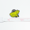 Frog Pin, Light Green