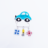 Road Trip Charm Holder, Blue