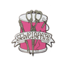 Sewciopath Pin