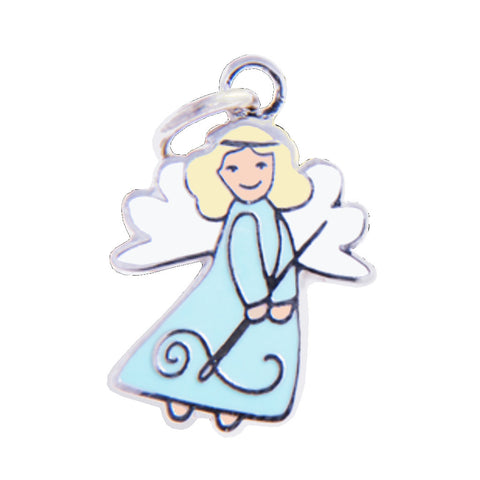 Sewing Angel Charm