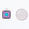Square In A Square Charm
