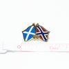 St. Andrews/Battle Flag Pin
