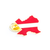 Texas State Dive Flag Pin