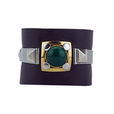 Nygel Leather Cuff