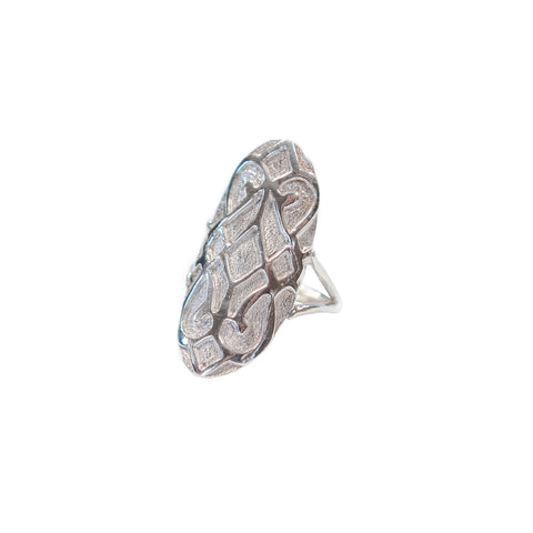 Oval Opulence Ring