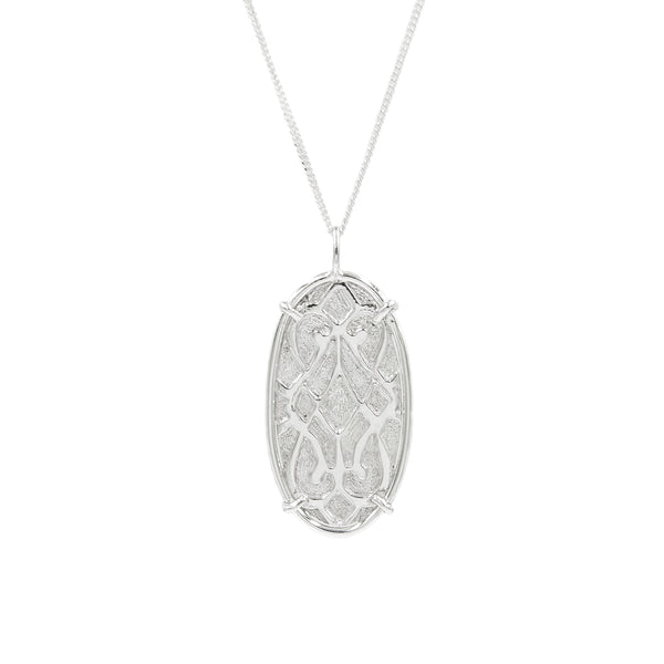 Oval Opulence Necklace