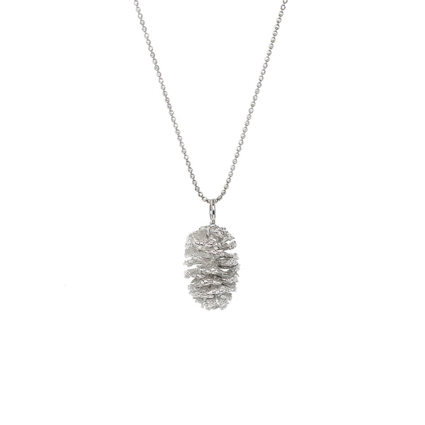 Large Pine Cone Necklace