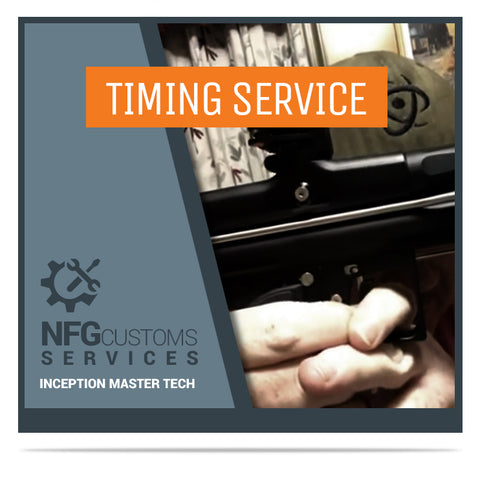 Autococker Timing Service