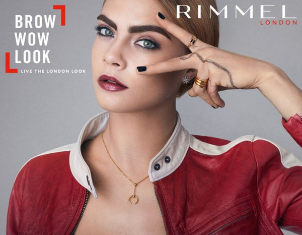 Cara Delevigne wears Anceps Ring