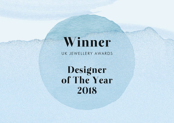 Winner - Jewellery Designer of the Year