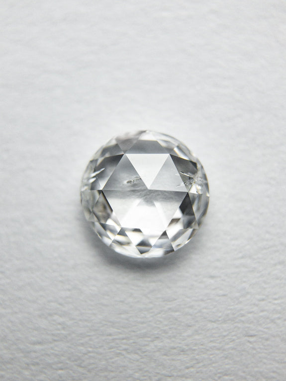 0.58ct 5.51x5.40x2.13mm Round Rosecut 18050-06 - Rachel Boston Jewellery