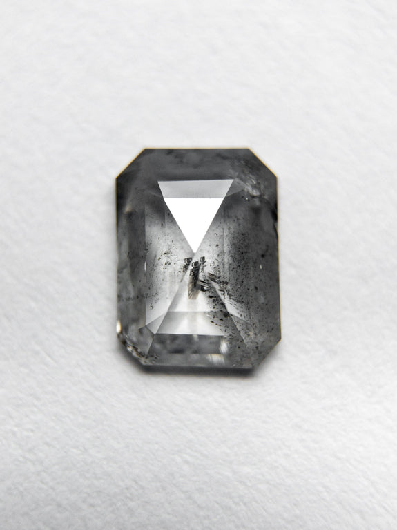 0.54ct 6.28x4.66x1.90mm Cut Corner Rectange Rosecut 18061-26 - Rachel Boston Jewellery