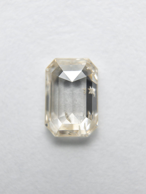 0.59ct 6.12x4.15x2.11mm Cut Corner Rectangle Rosecut 18090-22 - Rachel Boston Jewellery