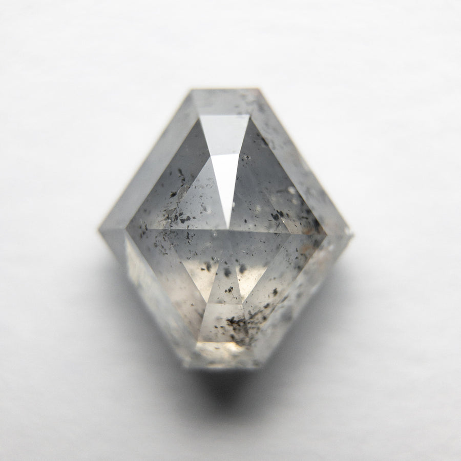 2.45ct 8.89x8.24x4.68mm Geometric Rosecut 18091-12
