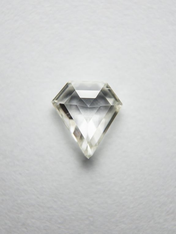 0.54ct 6.07x5.67x2.19mm SI1 K/L Shield Rosecut 18107-04 - Rachel Boston Jewellery