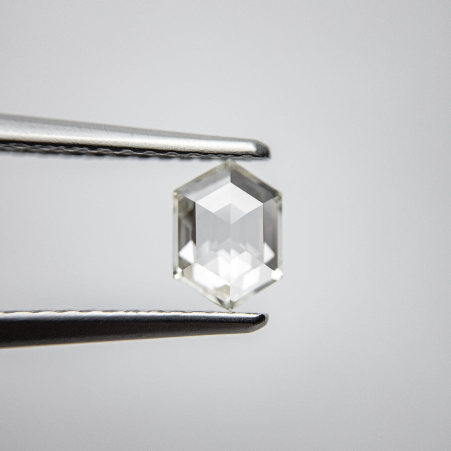 0.52ct 6.31x4.56x1.96mm VS2 K/L Hexagon Rosecut 18107-05