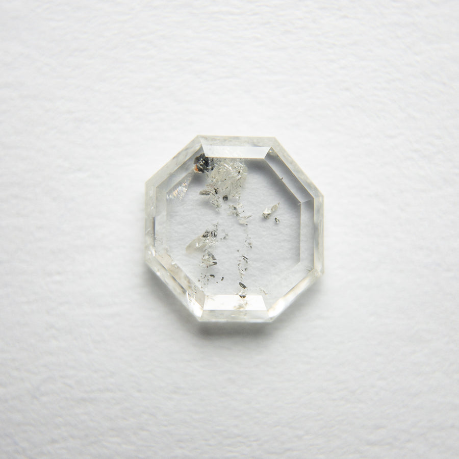 1.15ct 7.51x7.16x1.81mm Octagon Rosecut 18117-09