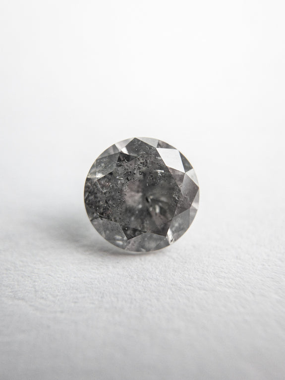 0.69ct 5.66x5.61x3.35mm Round Brilliant 18118-16 - Rachel Boston Jewellery