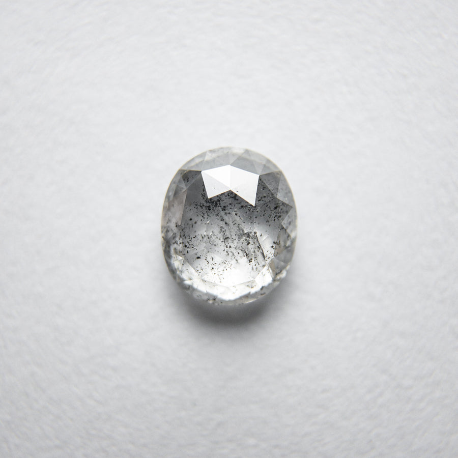 0.84ct 6.41x5.50x2.47mm Oval Double Cut 18134-34