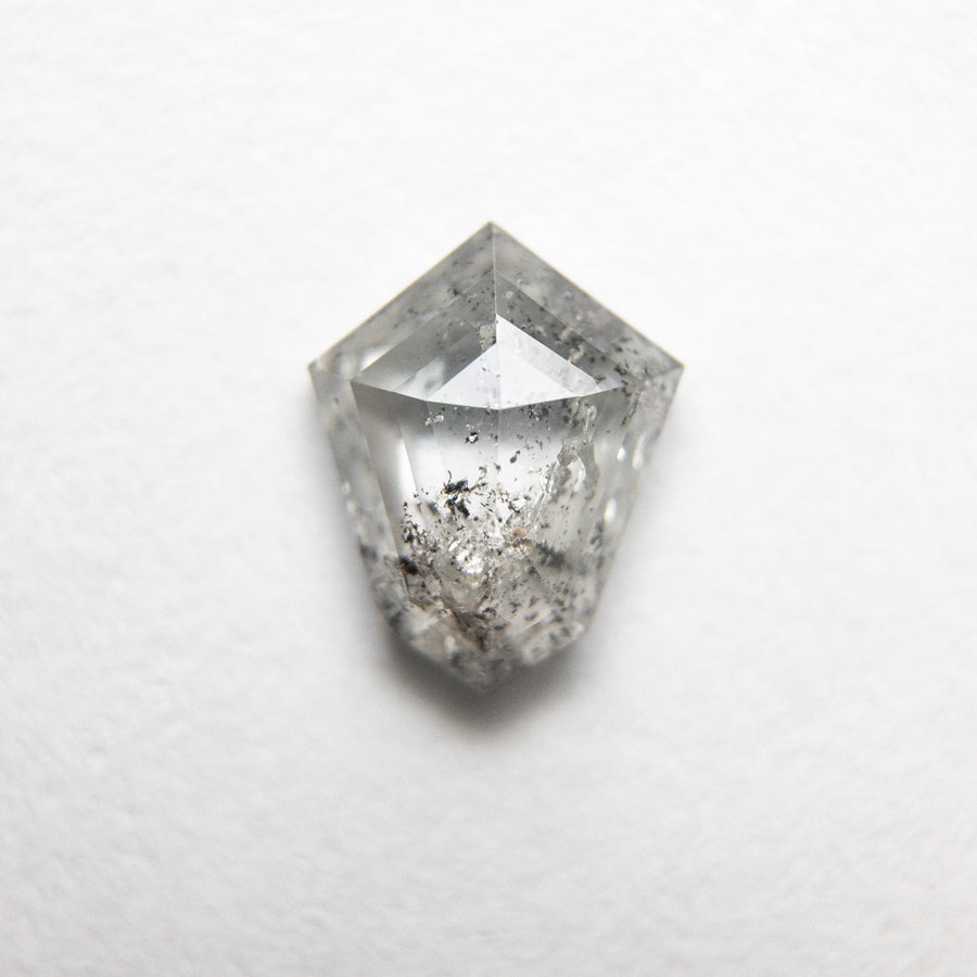 0.73ct 7.30x5.91x2.30mm Shield Rosecut 18167-25