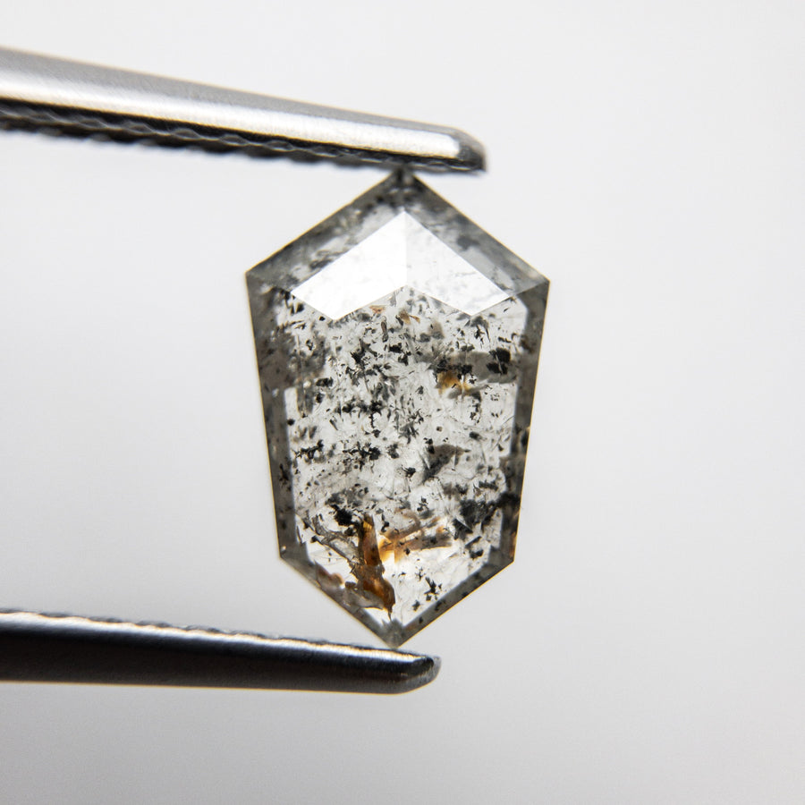 1.01ct 9.35x5.92x2.03mm Shield Rosecut 18167-43