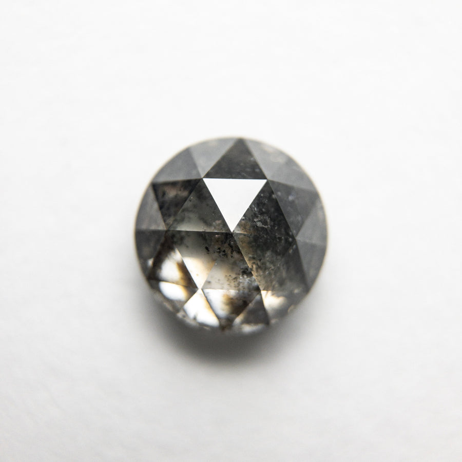 1.48ct 6.97x6.90x3.85mm Round Double Cut 18194-20