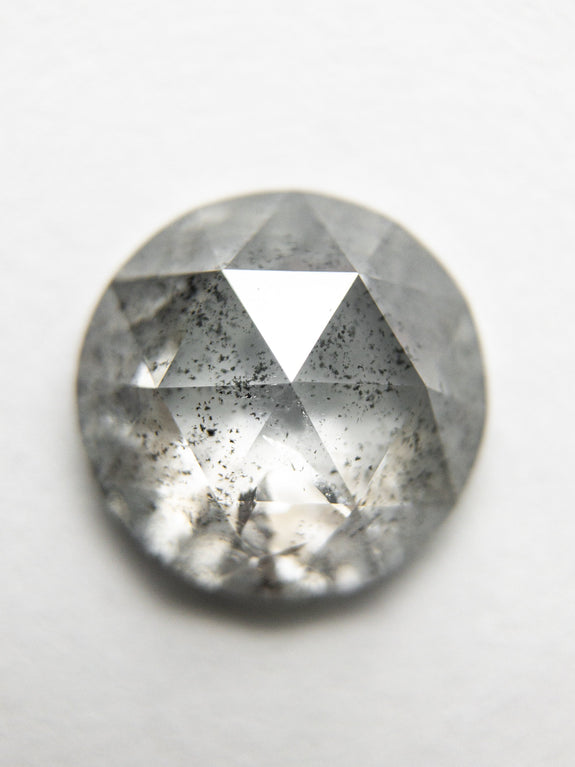 2.15ct 8.90x8.82x3.39mm Round Rosecut 18194-35 - Rachel Boston Jewellery