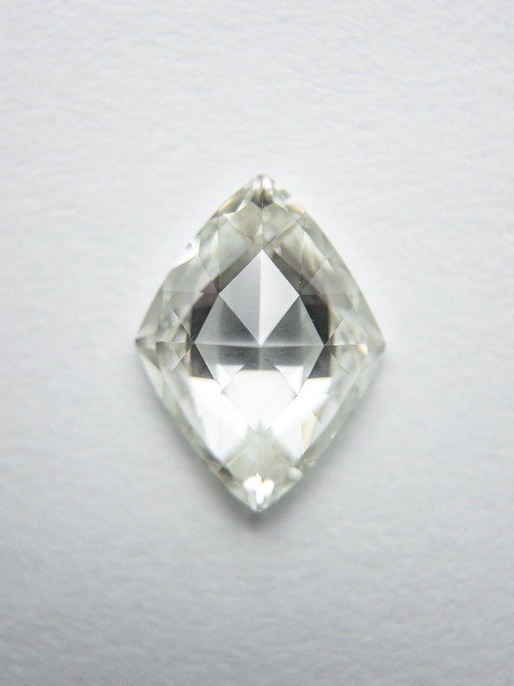 1.02ct 9.13x6.86x2.84 GIA VVS1 K Lozenge Brilliant 18204-01 - Rachel Boston Jewellery
